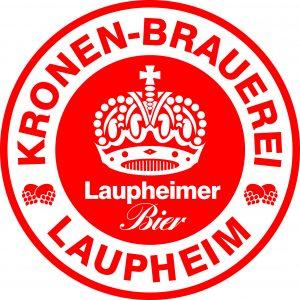 Kronenbrauerei Laupheim Logo